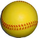 Mojo Ball Softball Baseball Training Tool to replace whiffle balls
